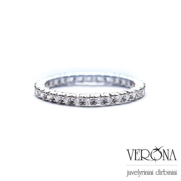 Žiedai su brangakmeniais 238940